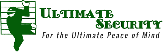 Ultimate Security, Logo